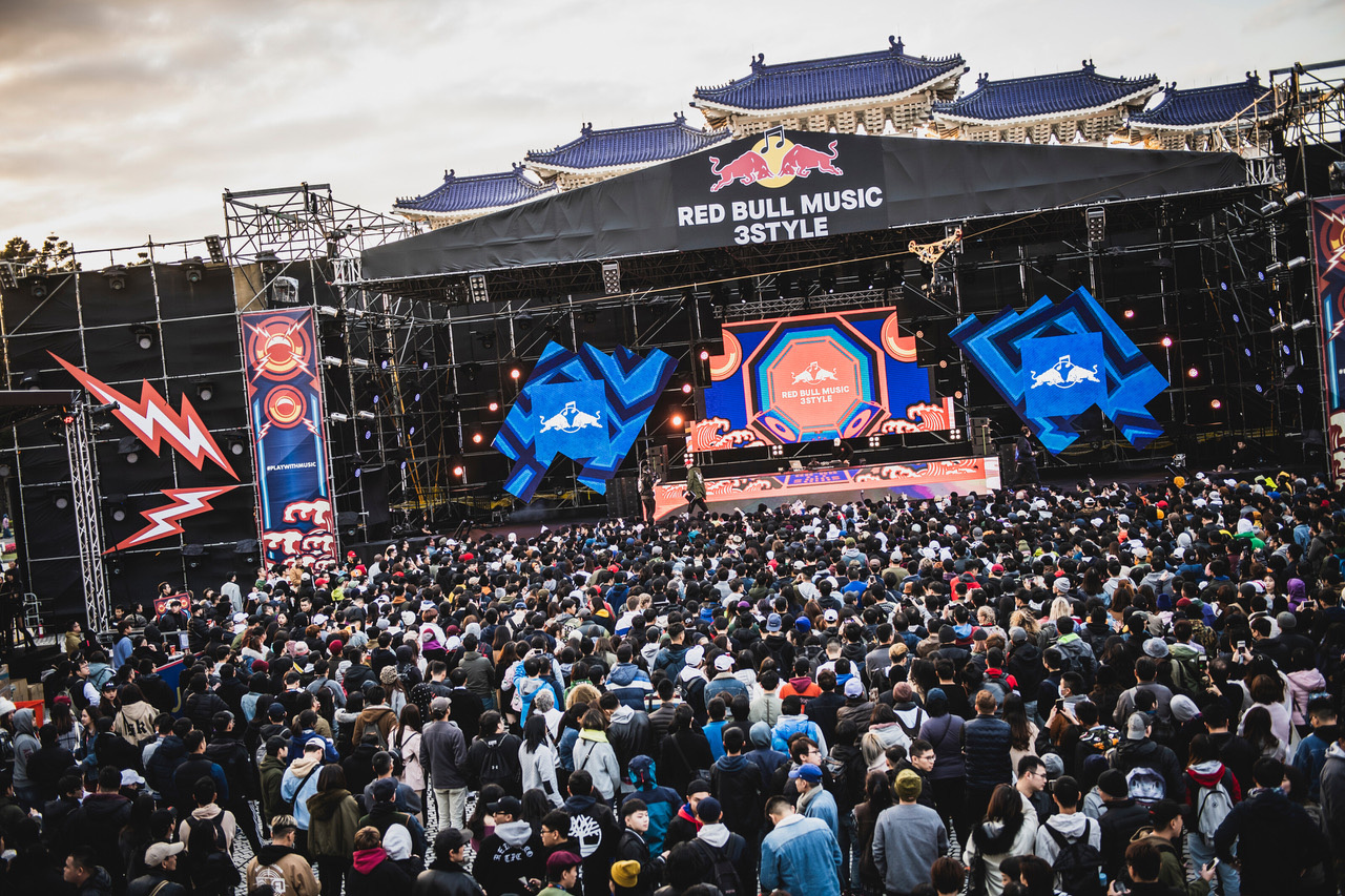 「RED BULL 3STYLE」