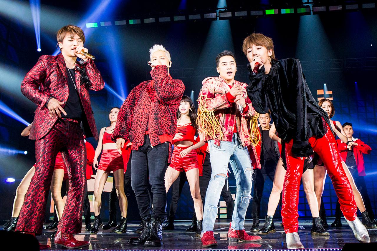 Bigbang Last Dance Japan Tour