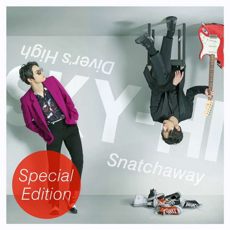 SKY-HI「Snatchaway / Diver's High - Special Edition –」
