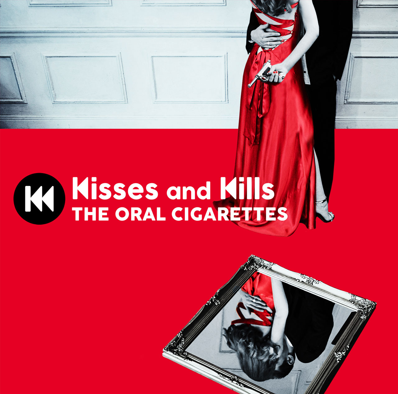 THE ORAL CIGARETTES、アルバム「Kisses and Kills」