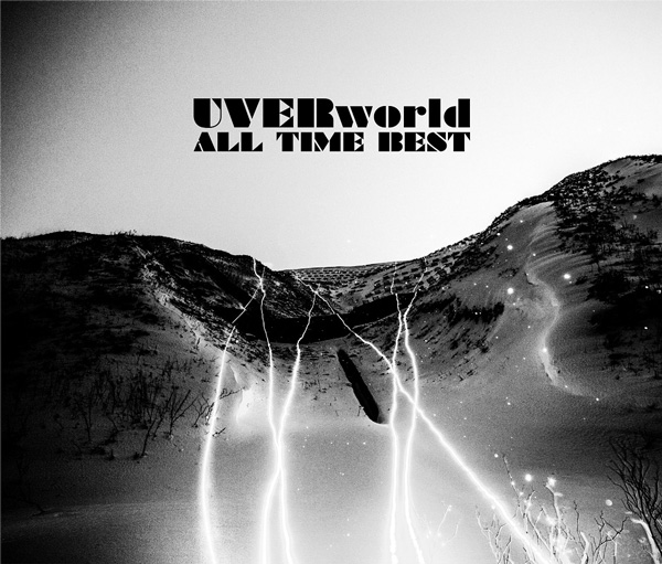 UVERworld「ALL TIME BEST」通常盤