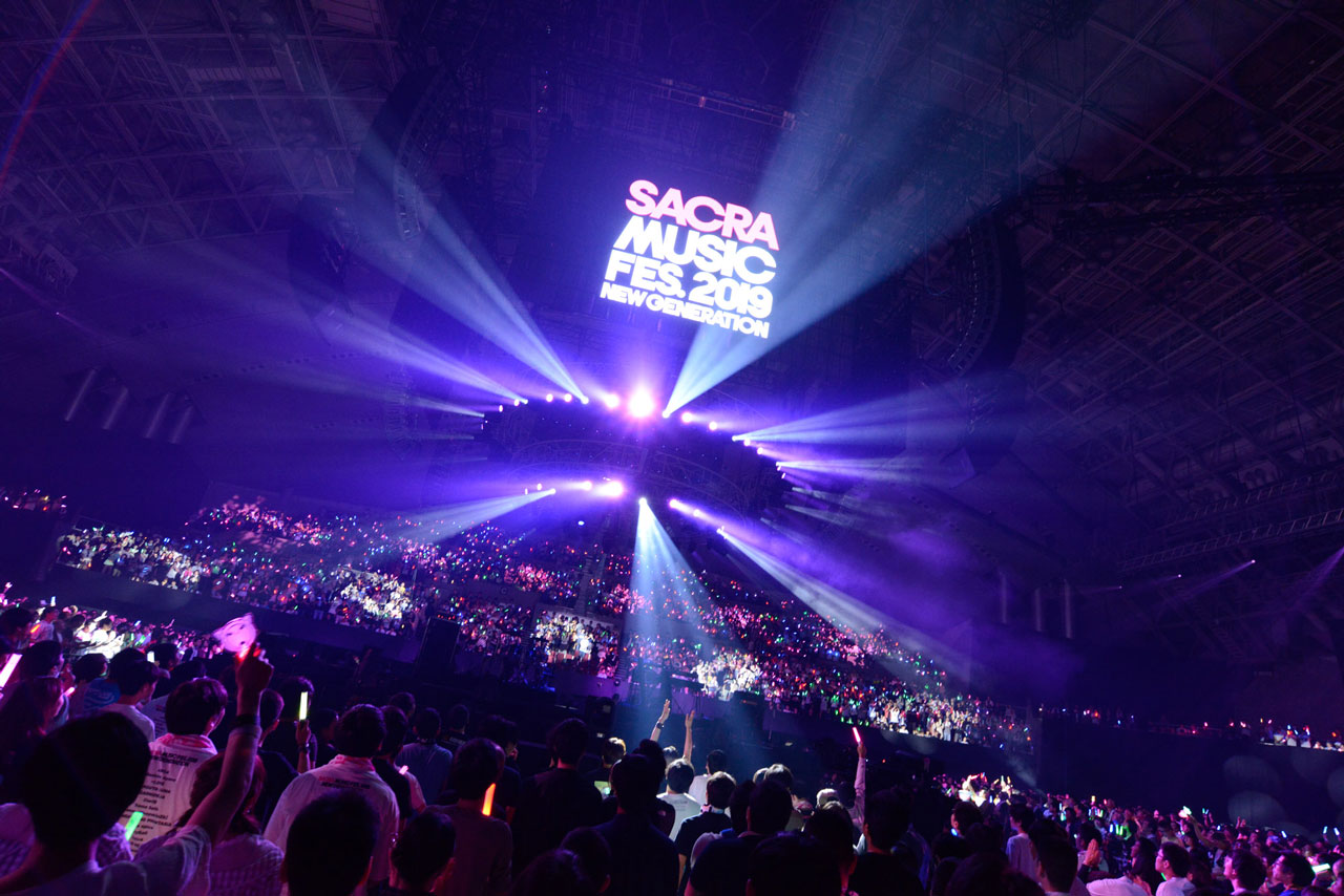 「SACRA MUSIC FES. 2019 -NEW GENERATION-」
