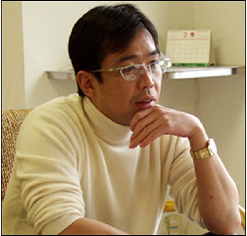千葉龍平氏