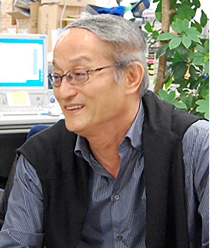 石田 弘 氏