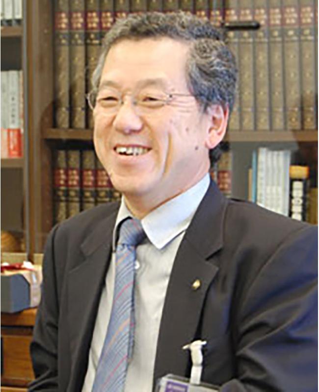 岡部 比呂男 氏