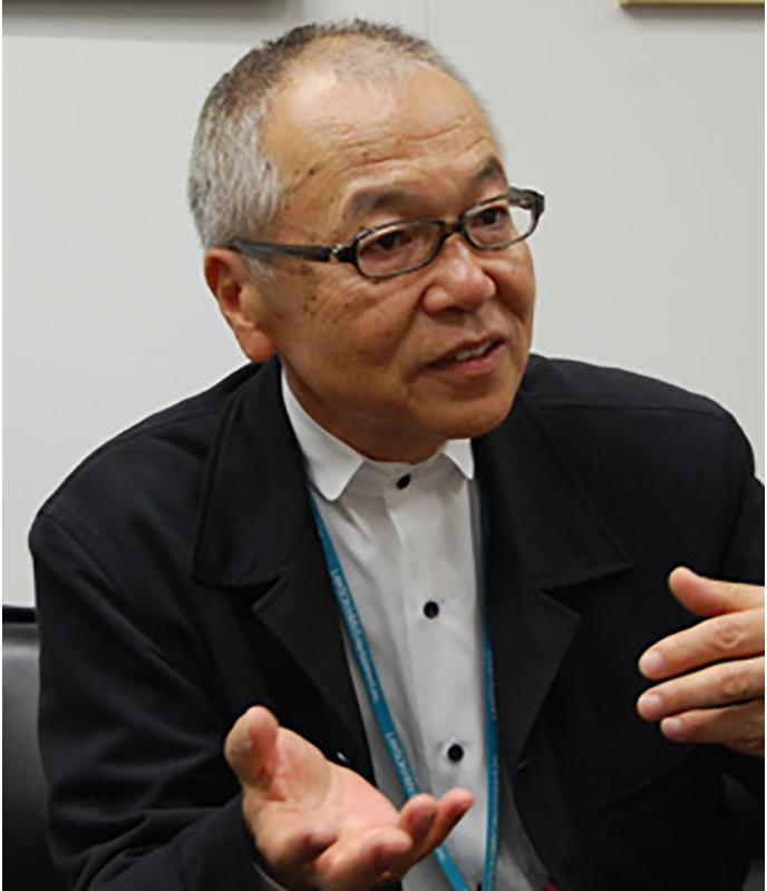 坂本 健 氏