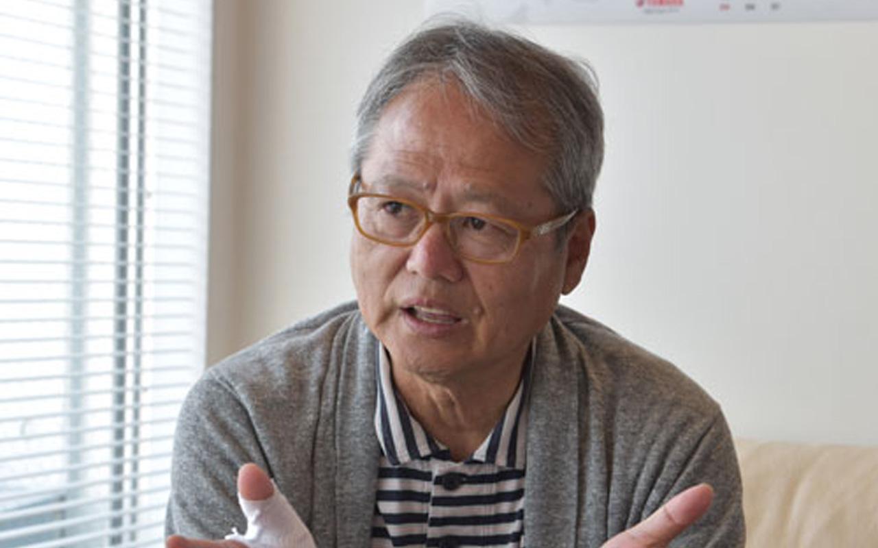 松崎 澄夫 氏