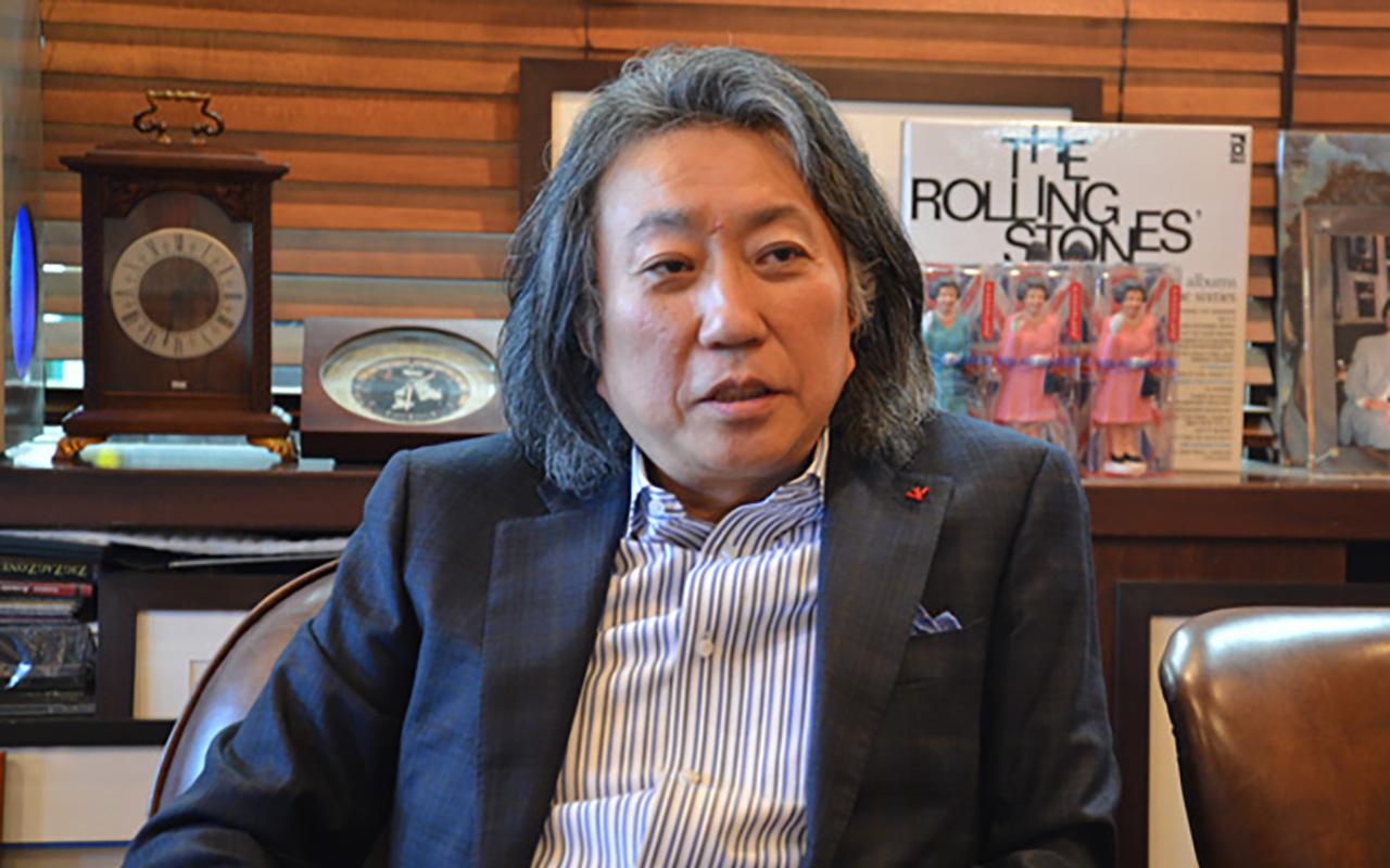 永田 友純 氏