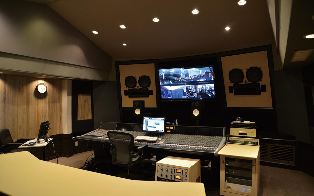 BURNISH STONE RECORDING STUDIOS