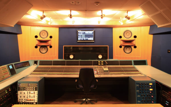 HeartBeat recording studio