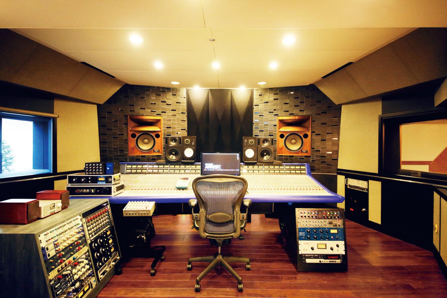 クルー スタジオ サウンド