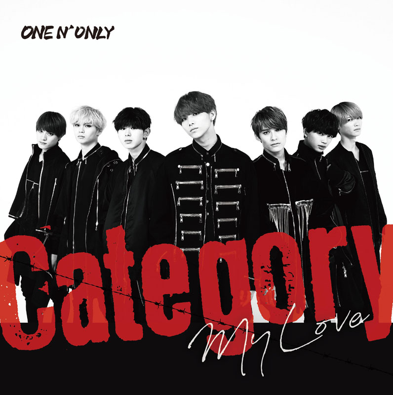 ONE N' ONLY「Category/My Love」
