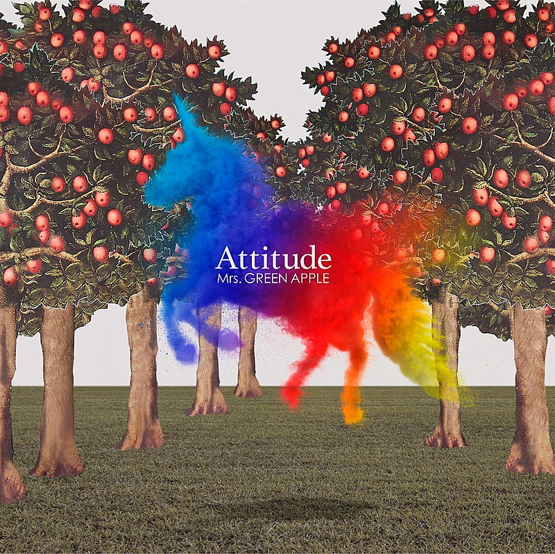 Mrs. GREEN APPLE「Attitude」