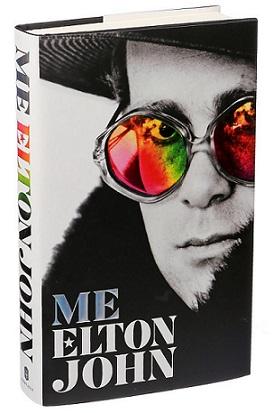エルトン・ジョンの自伝本『ME』