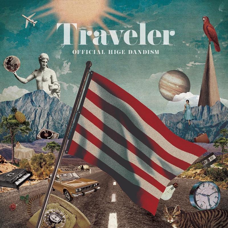 Official髭男dism「Traveler」