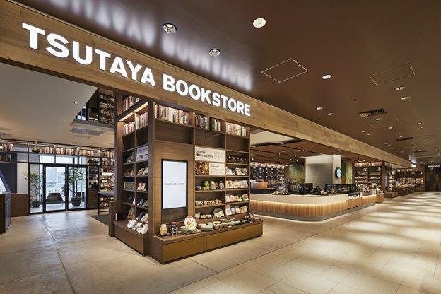 TSUTAYA BOOKSTORE 渋谷スクランブルスクエア