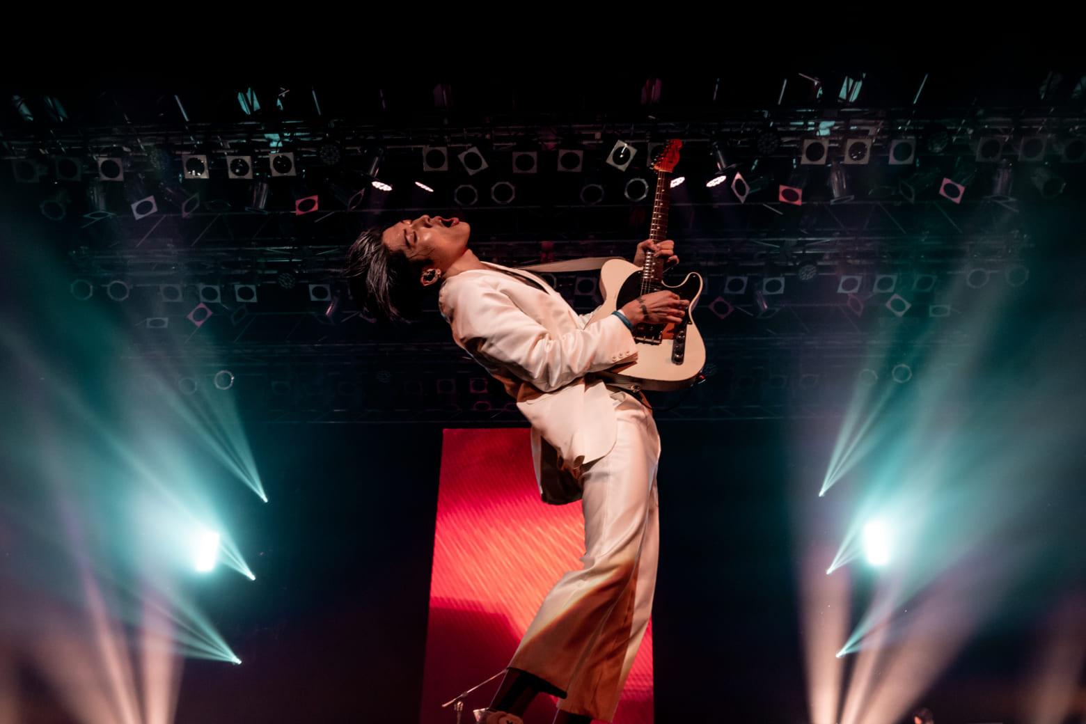 "「MIYAVI""NO SLEEP TILL TOKYO""World Tour 2019 JAPAN」12月5日 北海道・Zepp Sapporo公演"