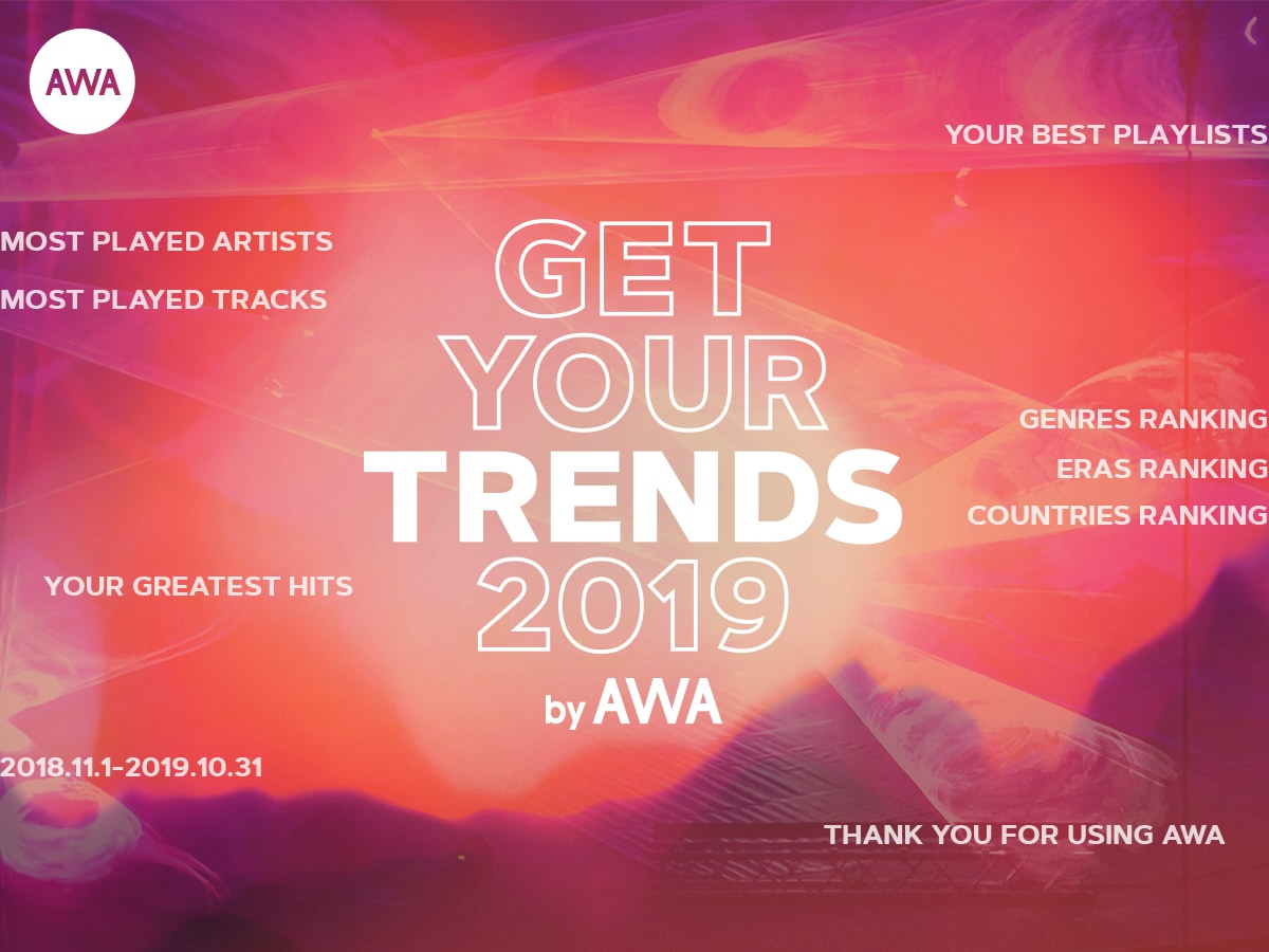 GET YOUR TRENDS 2019
