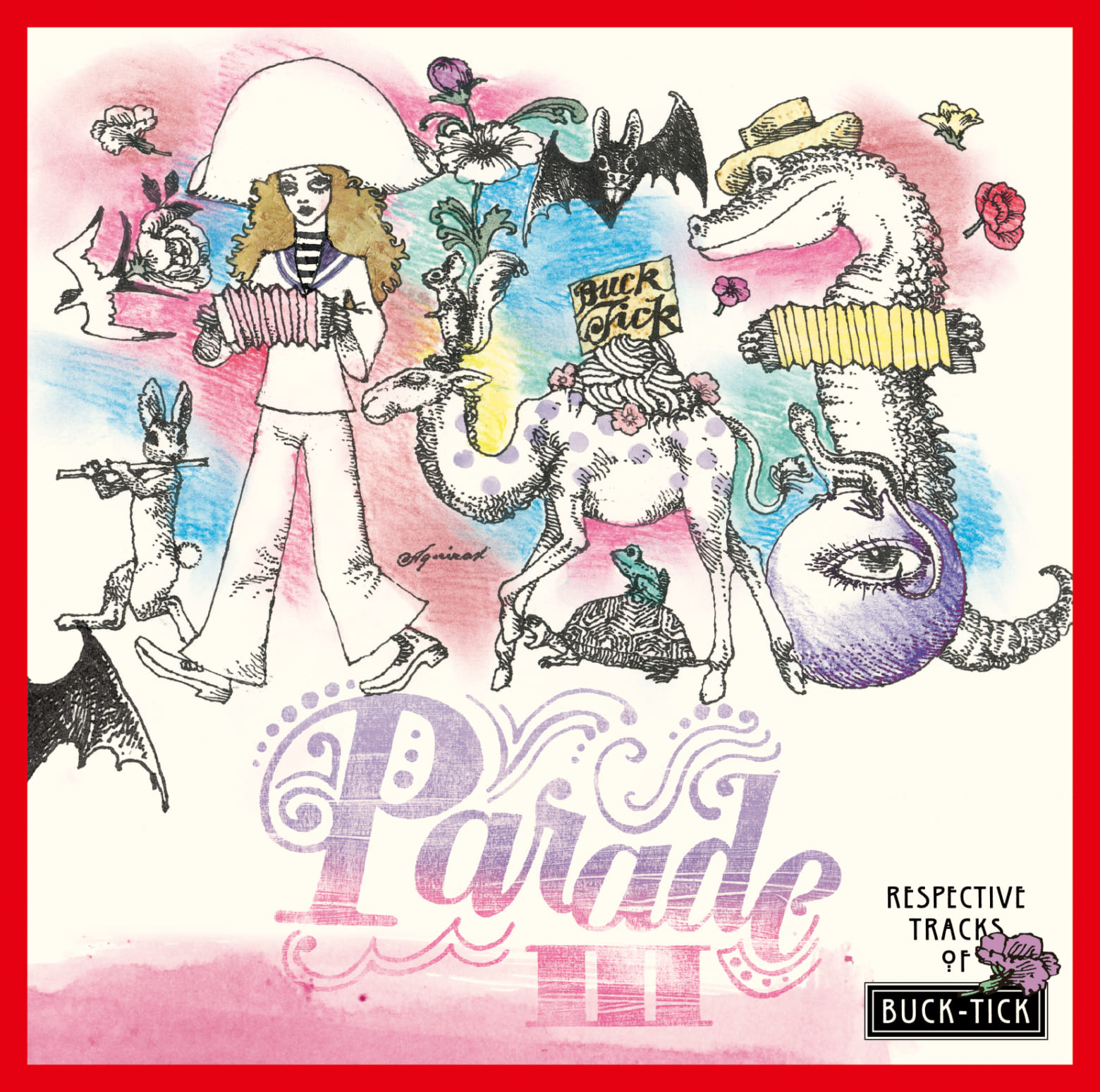 「PARADE III ~RESPECTIVE TRACKS OF BUCK-TICK~」