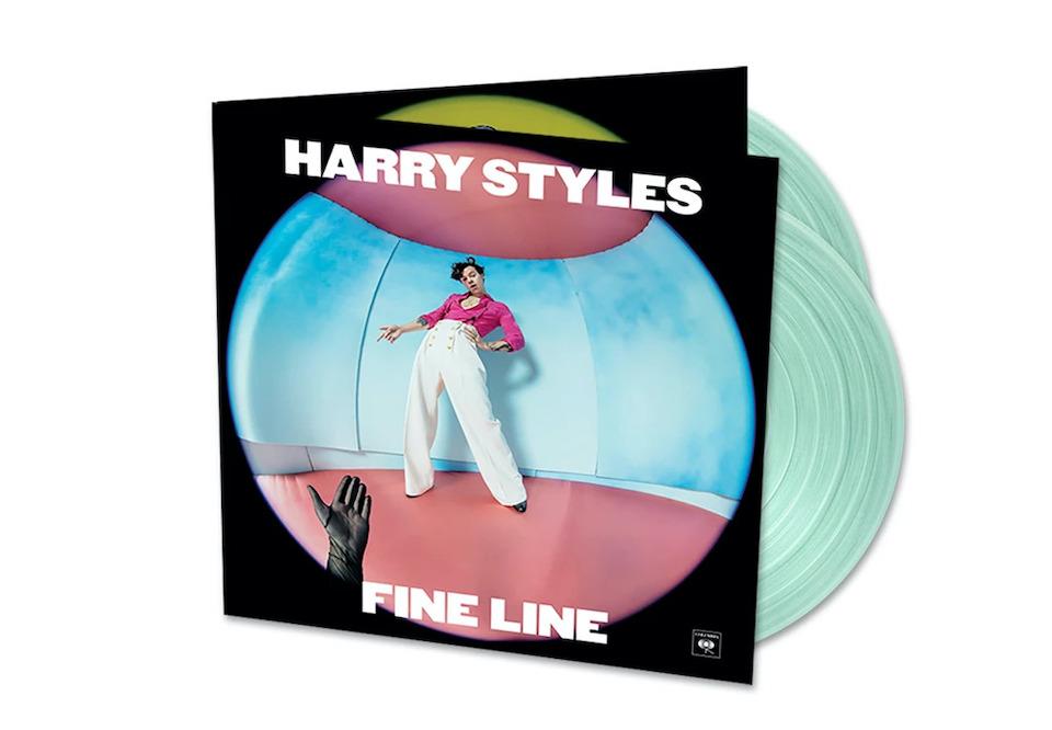 ハリー・スタイルズ「Fine Line」