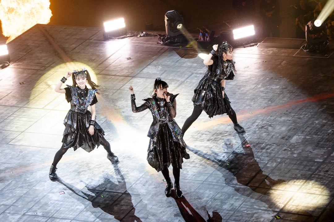"1月26日 千葉・幕張メッセ公演 Photo by Takimoto ""JON"" Yukihide"