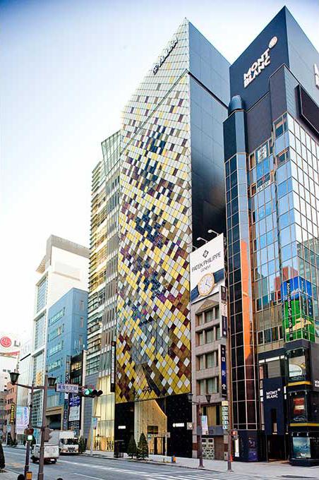 ヤマハ銀座店(写真:ヤマハミュージック)