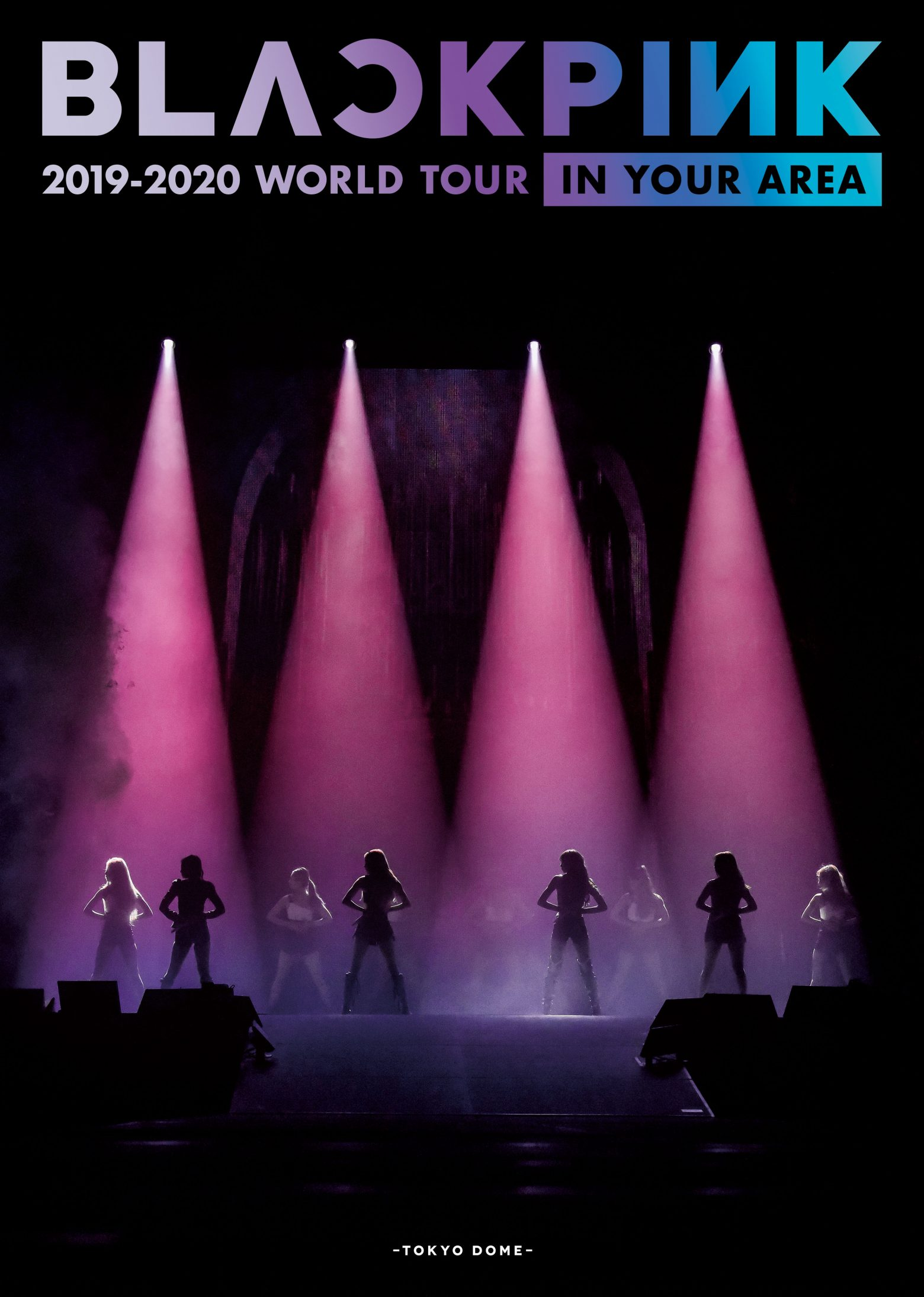 「BLACKPINK 2019-2020 WORLD TOUR IN YOUR AREA」初回BD