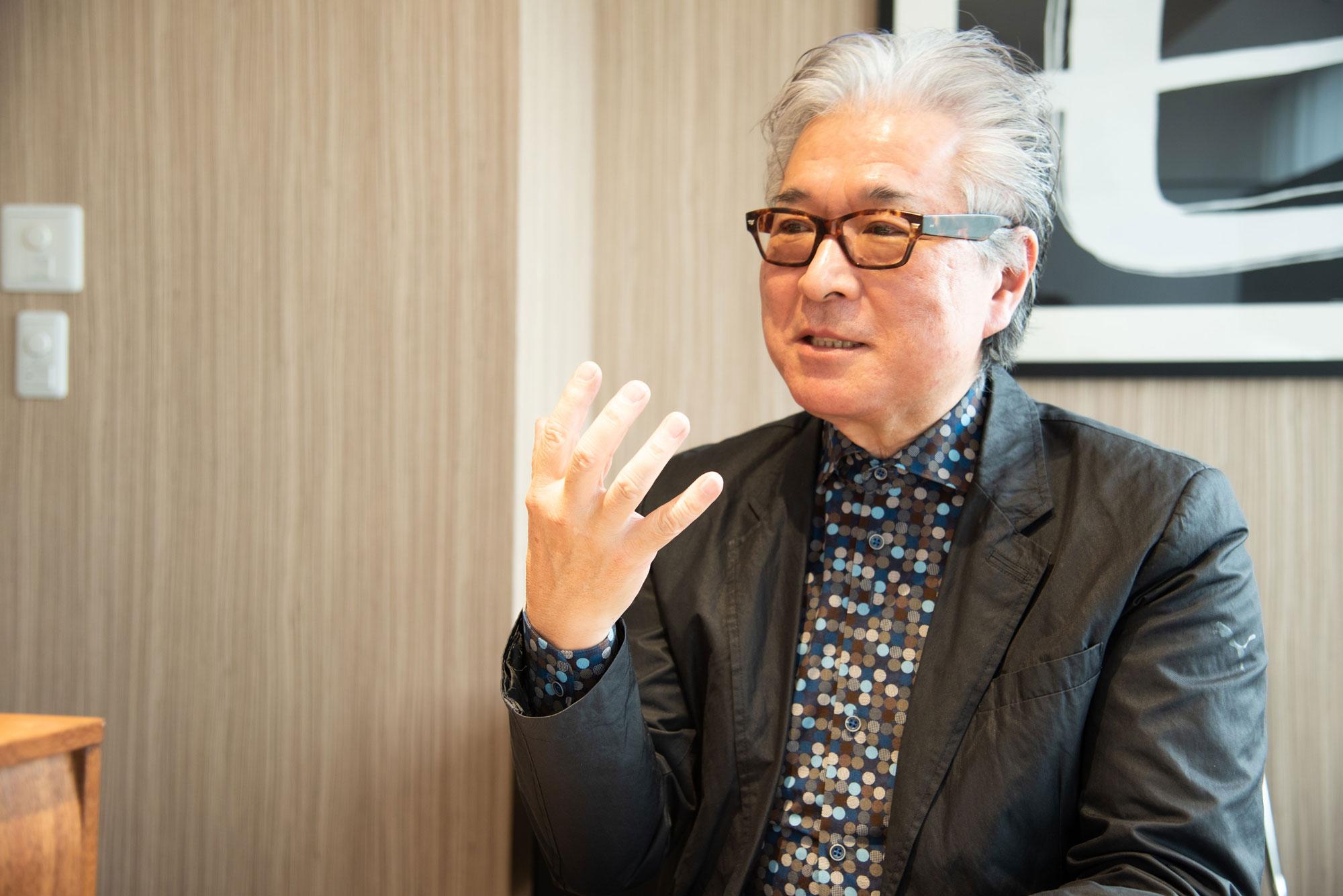 松武秀樹氏