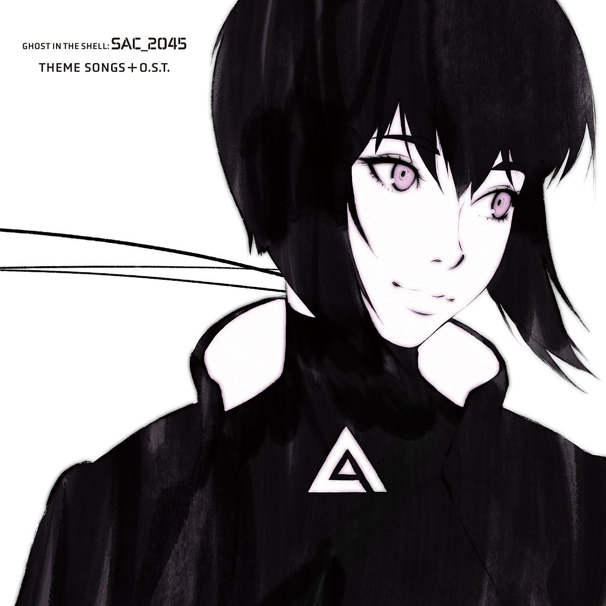 攻 殻 機動 隊 sac_2045