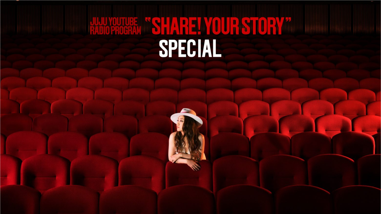 「share! YOUR STORY」