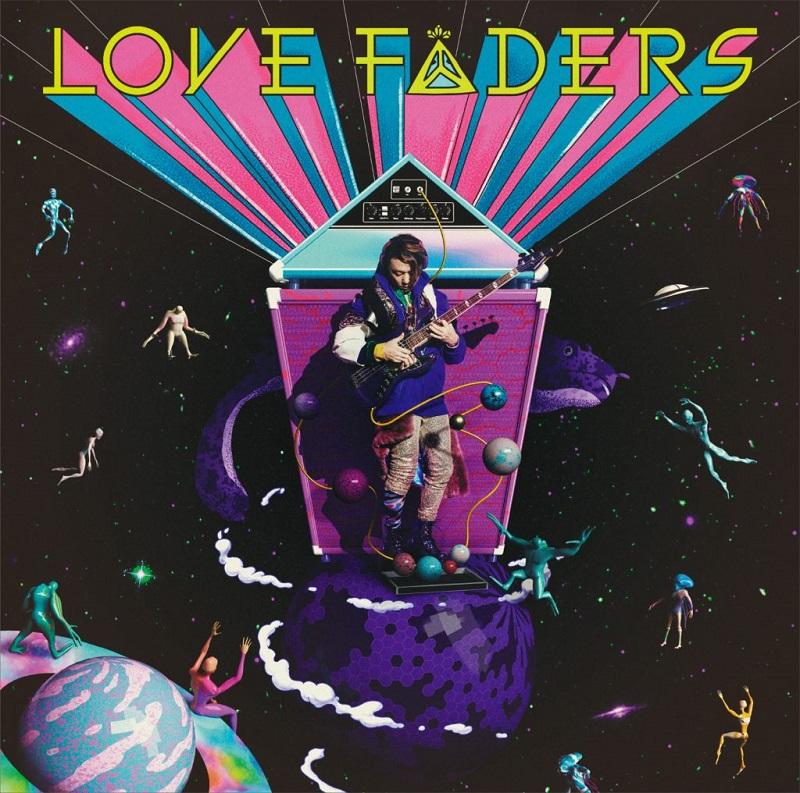 ENDRECHERI「LOVE FADERS」