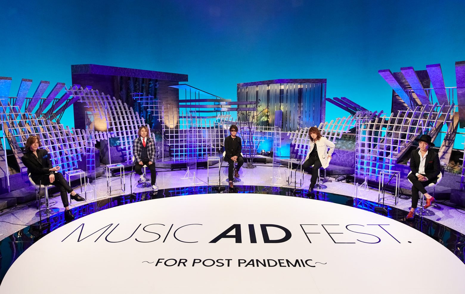 「MUSIC AID FEST.~FOR POST PANDEMIC~」