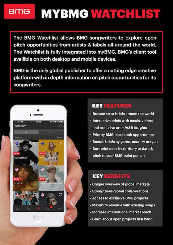 BMG-Watchlist