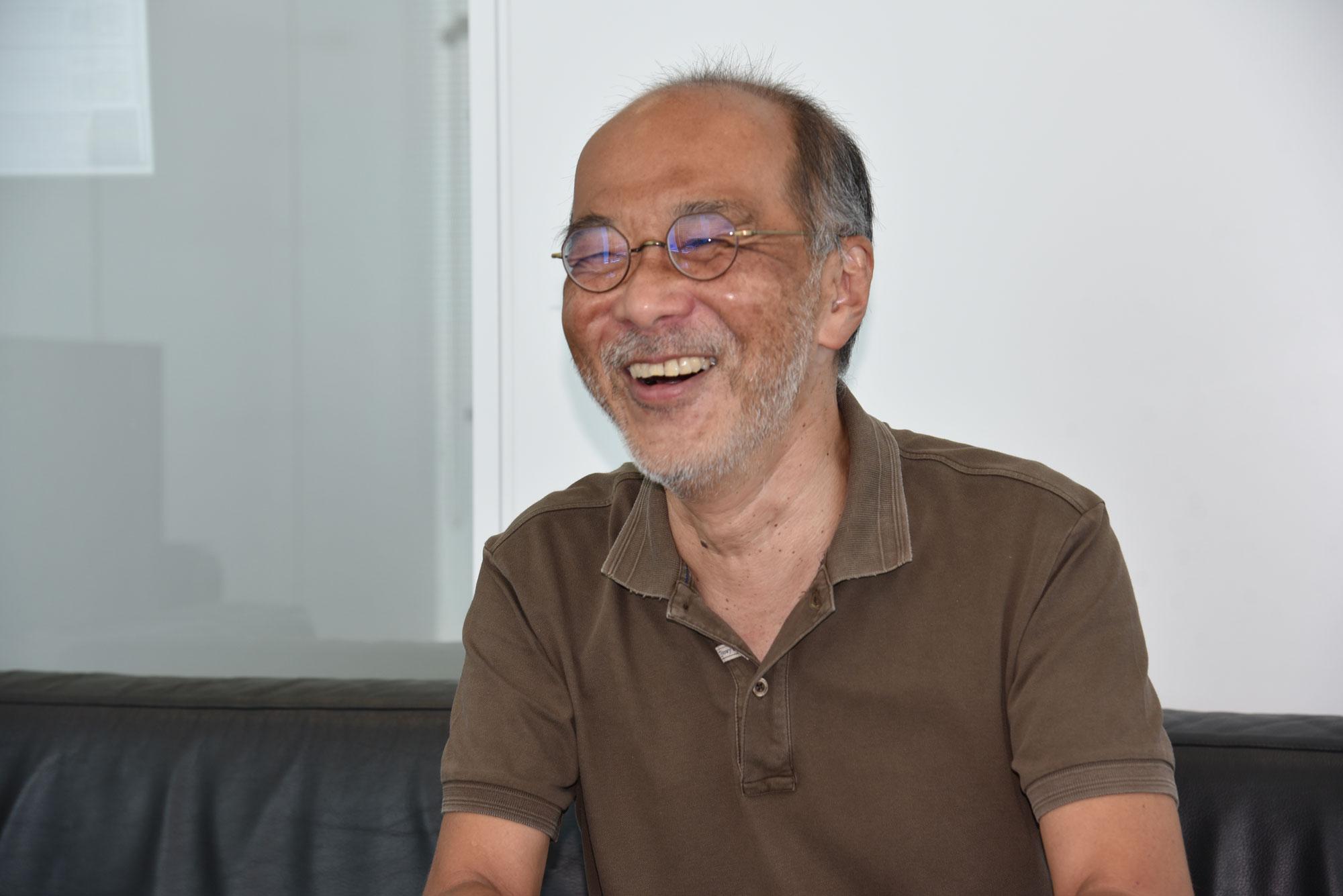 佐々木史朗氏