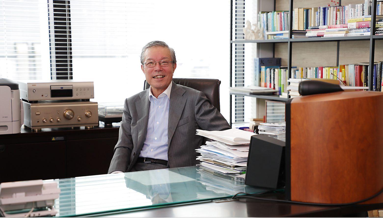 フジパシ 代表取締役会長 朝妻一郎氏、YouTubeにてスペシャルプログラム「朝妻一郎 たかなる心の歌」を配信開始 第1弾は洋楽編
