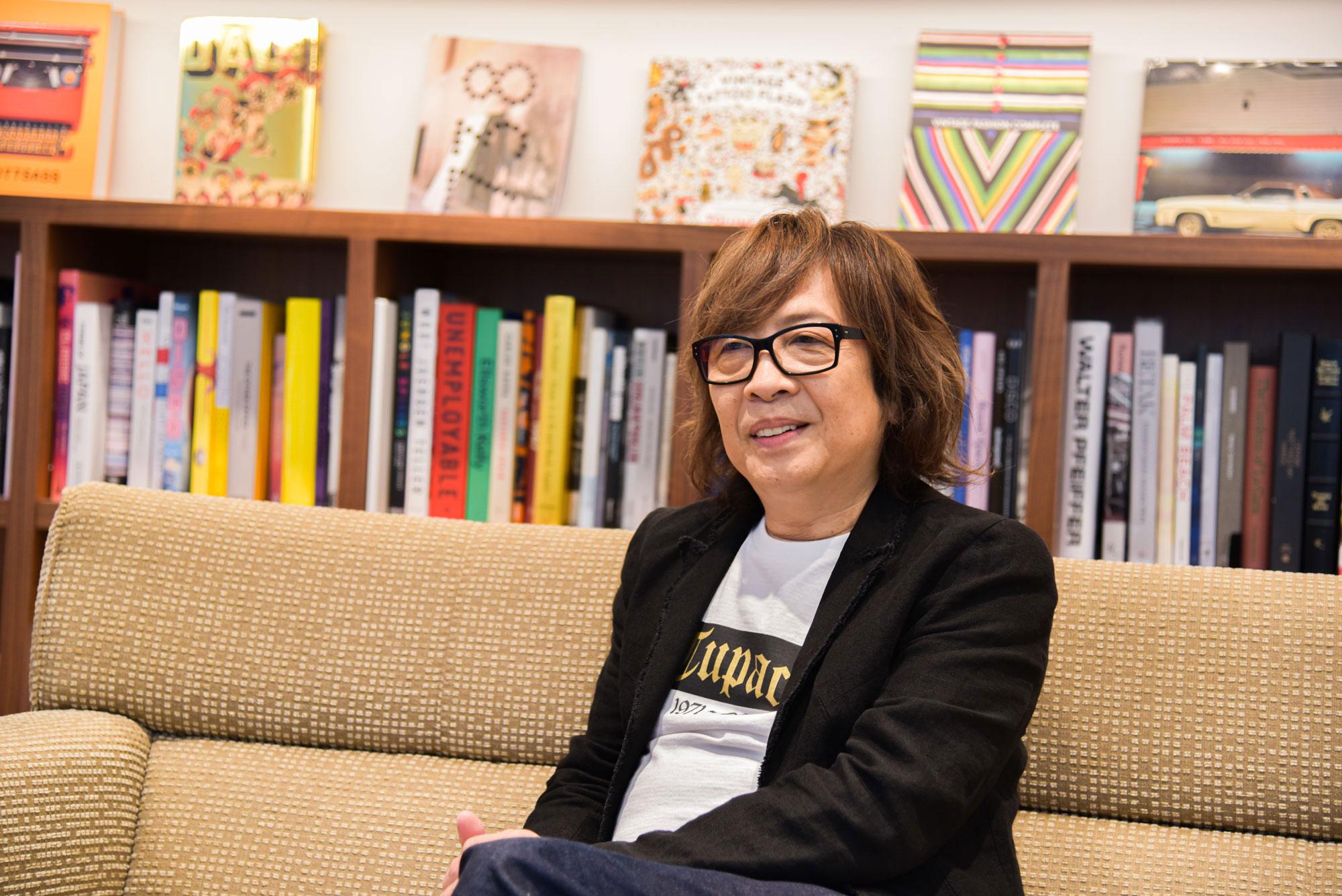 井上俊次氏
