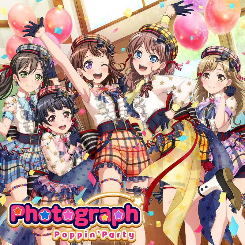 Poppin'Party「Photograph」