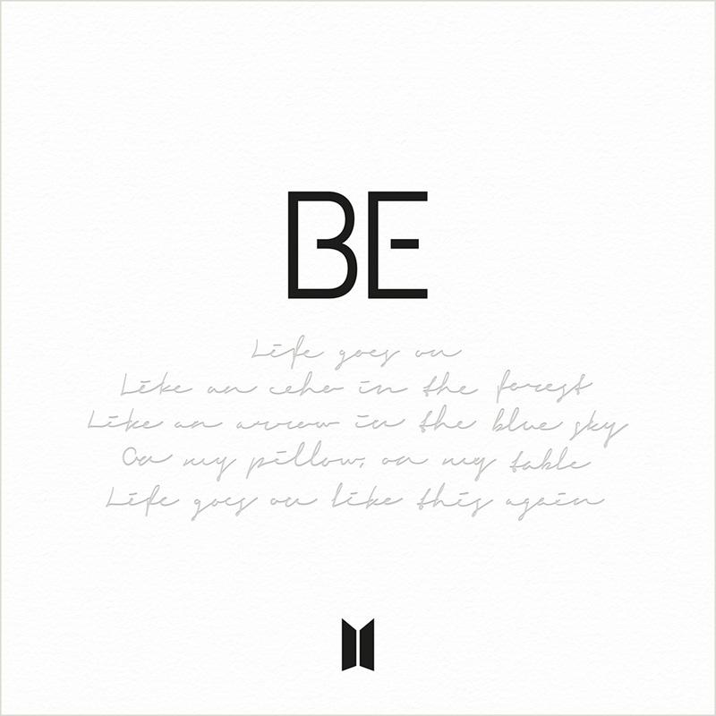 BTS「BE」