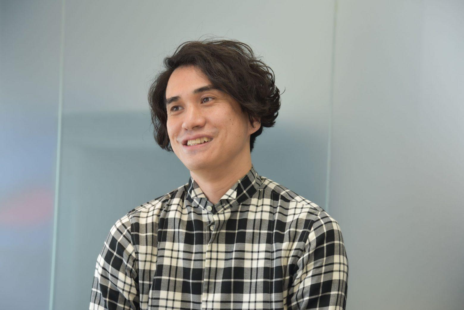 岡田武士氏