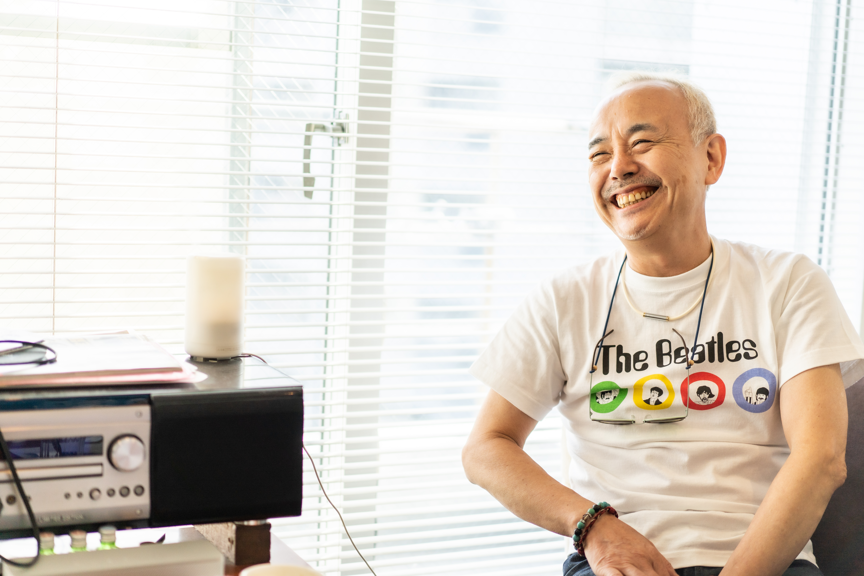 鳴瀬喜博氏