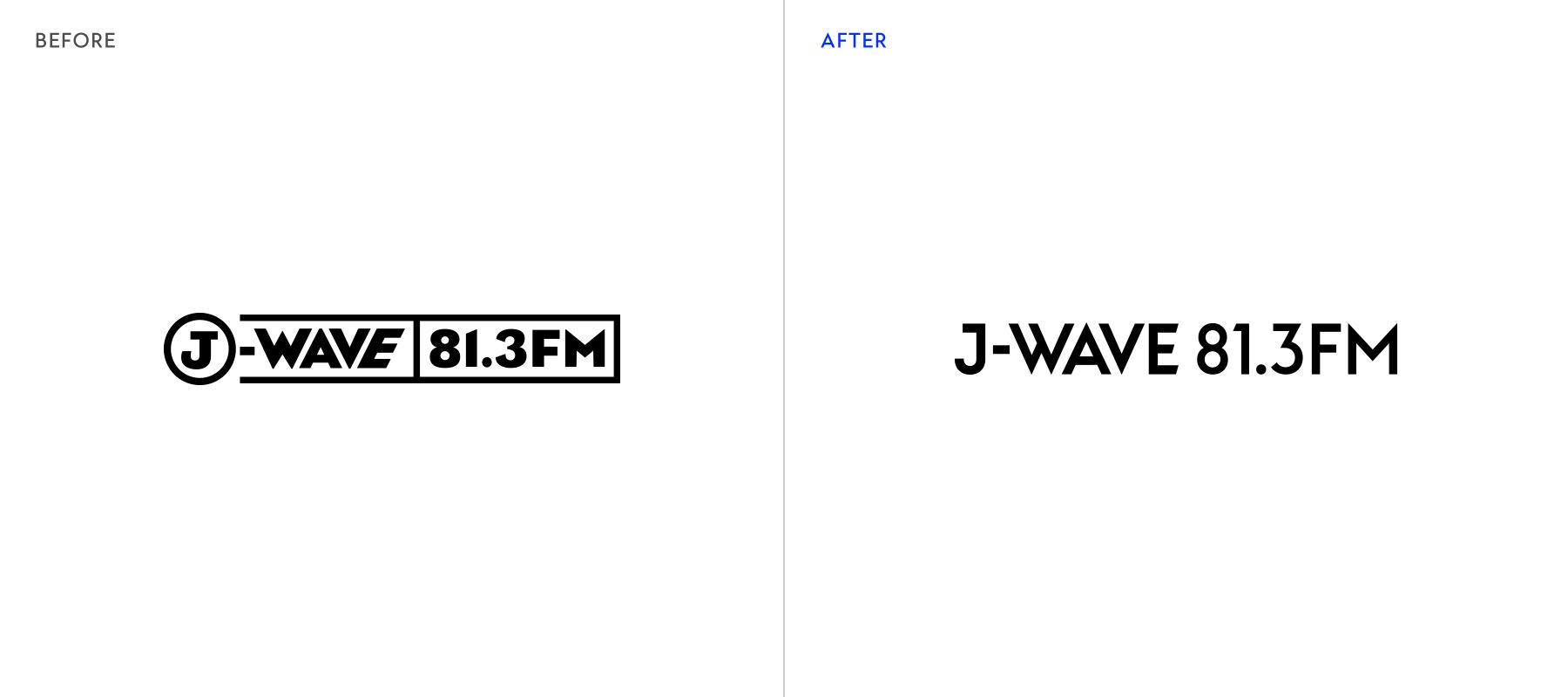 J-WAVE、ステートメントとロゴをリニューアル